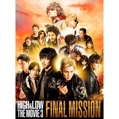 HiGH & LOW THE MOVIE 3~FINAL MISSION~(2DVD)