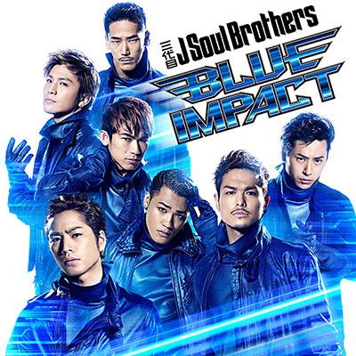 THE BEST/BLUE IMPACT (2枚組CD)