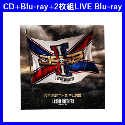 RAISE THE FLAG(CD+Blu-ray+2Blu-ray)
