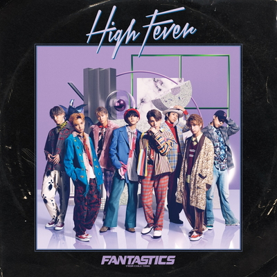 High Fever(CD)