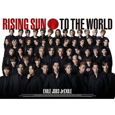 RISING SUN TO THE WORLD【初回生産限定盤(CD+Blu-ray)】