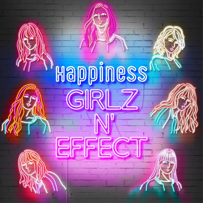 GIRLZ N' EFFECT(CD+Blu-ray+スマプラ)
