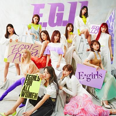 E.G.11(2CD+Blu-ray:スマプラ)