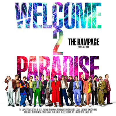 WELCOME 2 PARADISE(CD)
