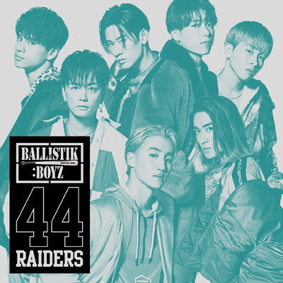 44RAIDERS(CD+DVD)