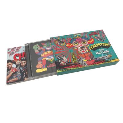 SHONEN CHRONICLE【初回生産限定盤】(CD+Blu-ray)
