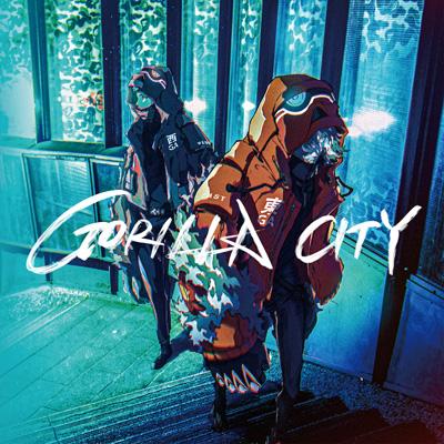 【数量限定生産盤】GORILLA CITY(CD+Tシャツ)