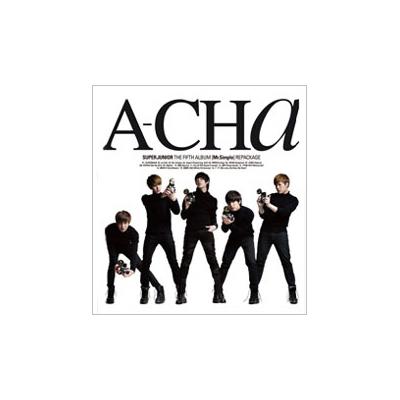 A-CHA(NEW 5th album-REPACKAGE)