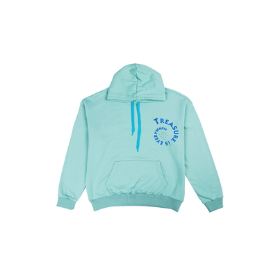 [TREASURE MAP] TREASURE HOODIE MINT