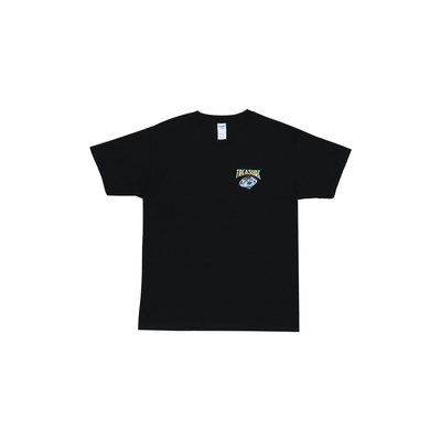 [TREASURE MAP] TREASURE T-SHIRTS TYPE 2 BLACK