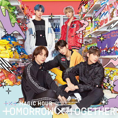 MAGIC HOUR【初回限定盤A】(CD+DVD)