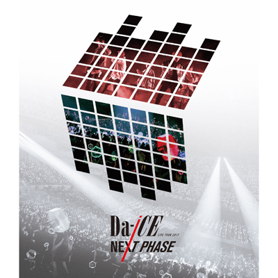 Da-iCE LIVE TOUR 2017 -NEXT PHASE-(Blu-ray)