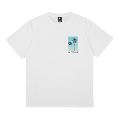 ULTRA JAPAN × PATRIOT Tシャツ・WHITE