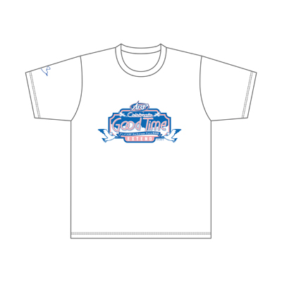 "アニメARP Backstage Pass後夜祭 ""Celebrate Good Time"" -EXTEND- ライブ記念Tシャツ"