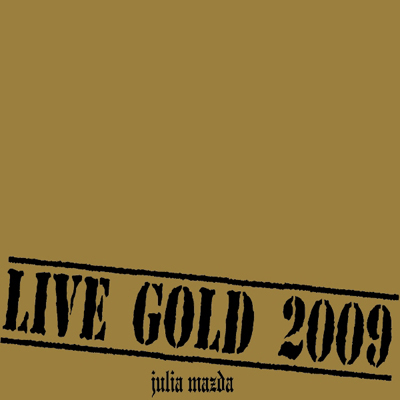 LIVE GOLD 2009