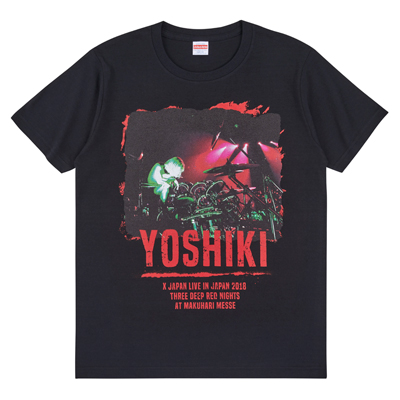YOSHIKI TシャツB