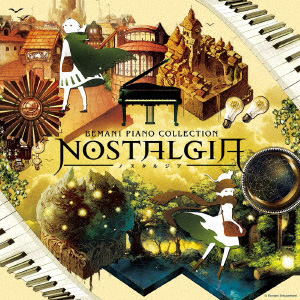 BEMANI PIANO COLLECTION ノスタルジア(CD)