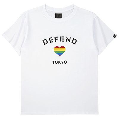 浜崎あゆみ defend paris ayumi hamasaki tee white tシャツ