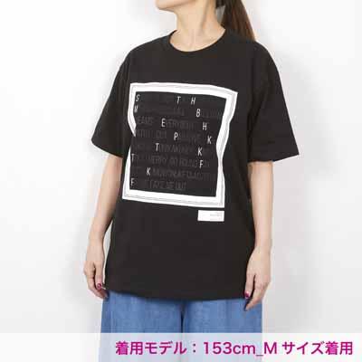 Tシャツ_ブラック(L)