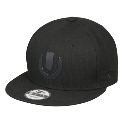 ULTRA JAPAN × NEW ERA(R) 9FIFTY(Metallic Black)