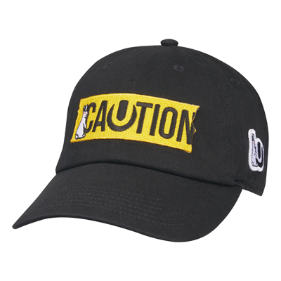 ULTRA JAPAN × #FR2 CAUTION キャップ