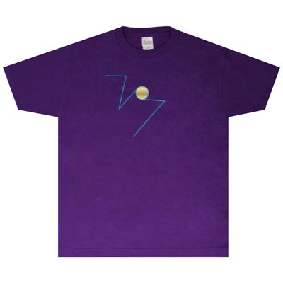 77 BOA DRUM Tシャツ(パープル / S)