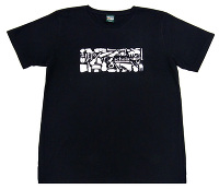 commmons: schola T-shirtsブラック (SM)