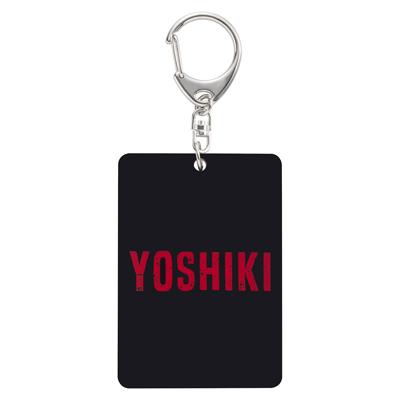 YOSHIKIキーホルダーD