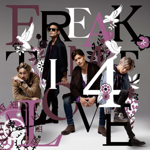 TIME 4 LOVE【Type-A】(CD+スマプラ)