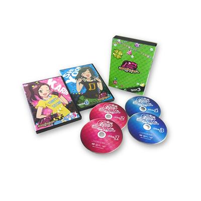 プリティーリズム・ディアマイフューチャー DVD BOX-3