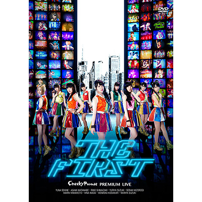 Cheeky Parade PREMIUM LIVE 「THE FIRST」(DVD)