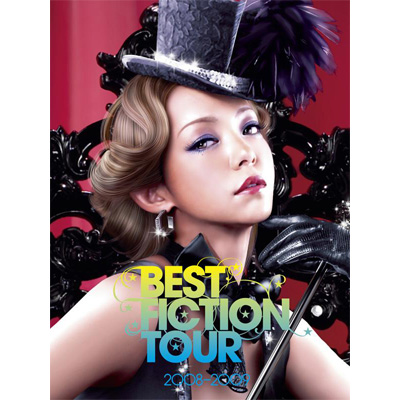 namie amuro BEST FICTION TOUR 2008-2009(DVD)