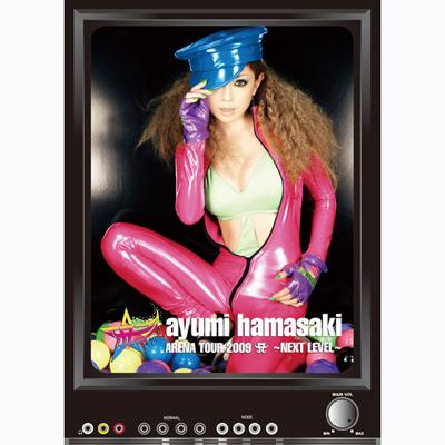 ayumi hamasaki ARENA TOUR 2009 A ~NEXT LEVEL~