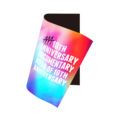 AAA 10th ANNIVERSARY Documentary ~Road of 10th ANNIVERSARY~【通常盤DVD】