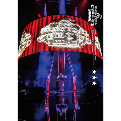 "EXO-CBX ""MAGICAL CIRCUS"" TOUR 2018【2枚組DVD(スマプラ対応)】"