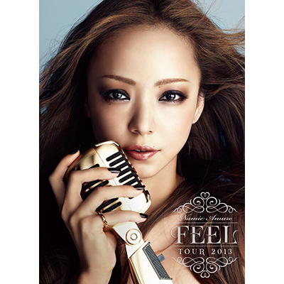 namie amuro FEEL tour 2013【DVD】