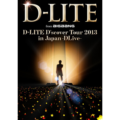 D-LITE D'scover Tour 2013 in Japan ~DLive~【初回生産限定盤】(2枚組DVD+2枚組CD)