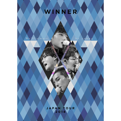 WINNER JAPAN TOUR 2018 ~We'll always be young~(3DVD+2CD+PHOTO BOOK+スマプラ)