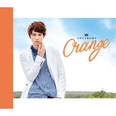 <mu-moショップ・イベント会場限定商品>Orange【中山ジャケver.】(CD)