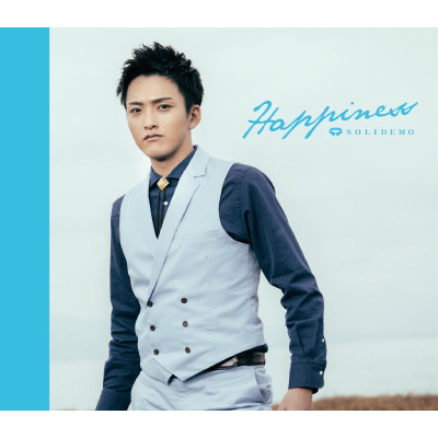 <mu-moショップ・イベント会場限定商品>Happiness【佐々木ジャケver.】(CD)
