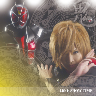 """Life is SHOW TIME 初回盤 """"鬼"""""""