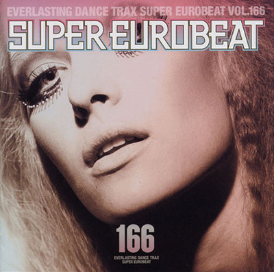 SUPER EUROBEAT VOL.166