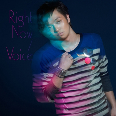 Right Now/Voice(CD+DVD)※LIVE盤