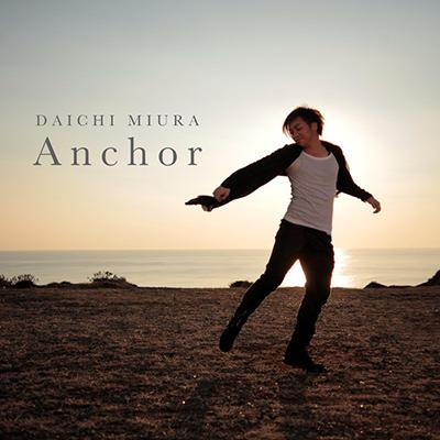 Anchor(CDシングル+DVD / CHOREO VIDEO盤)