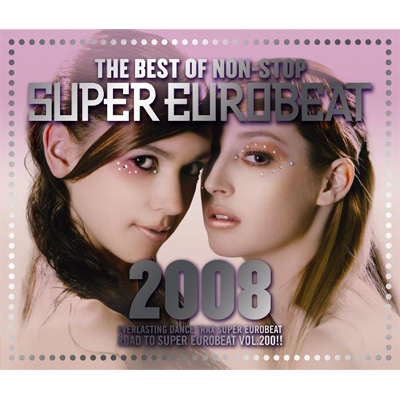 THE BEST OF NON-STOP SUPER EUROBEAT 2008