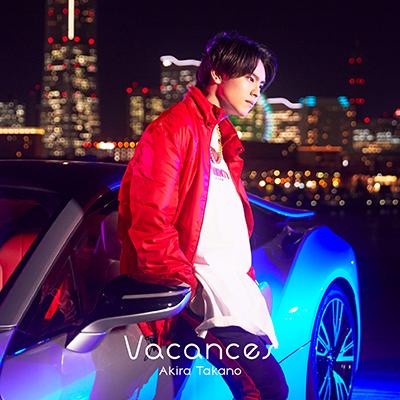【DVD付B盤】Vacances(CD+DVD)