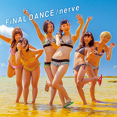 FiNAL DANCE/nerve(type-B)