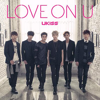 LOVE ON U(CDシングル)