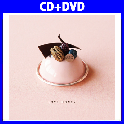 LOVE HONEY(CD+DVD)