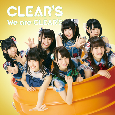 We are CLEAR'S(CD)